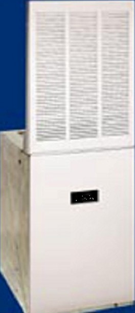Gas furnace standardhigh efficie for Electric heating systems homes